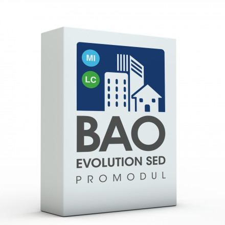 BAO Evolution SED - Modules Maison Individuelle et Logement Collectif