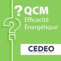 SPECIAL CEDEO - QCM efficacité énergétique candidat libre