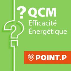SPECIAL GENERATION ARTISANS - QCM efficacité énergétique candidat libre